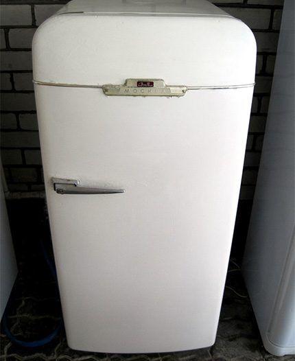 Холодильник «Зил Москва» с замком