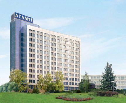 Завод Атлант