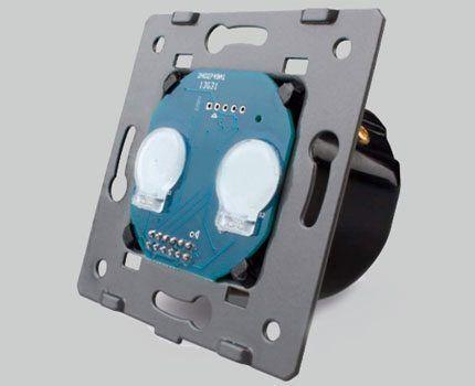 Цена сенсорного выключателя