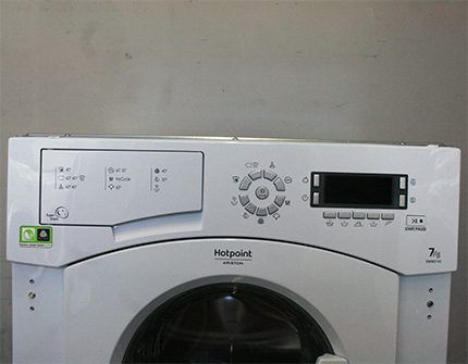 Модель BWMD 742 от фирмы Hotpoint