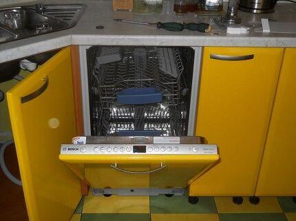 Сфера использования вместительной посудомойки