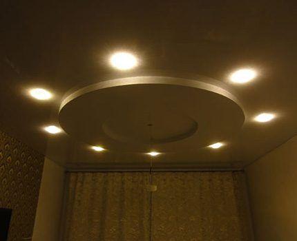 Мерцание светодиодных ламп