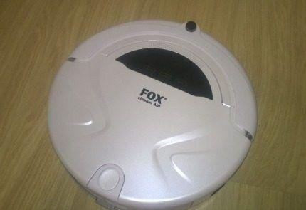 Модель Xrobot FOXCLEANER AIR