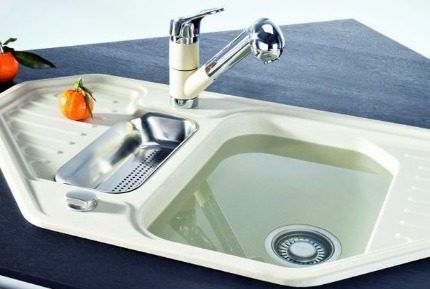 Kitchen sink Franke