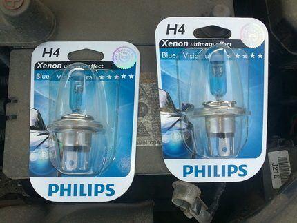 Лампы Филипс