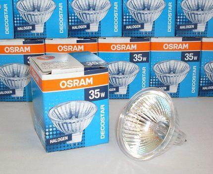 Рефлекторные модули от Osram