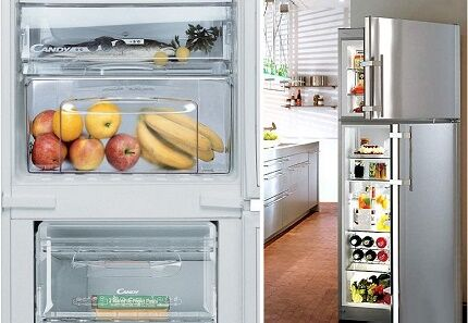 Ergonomic Refrigerators Brand Candy