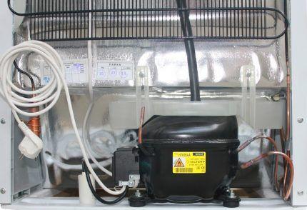 Compressor for Tula refrigerators