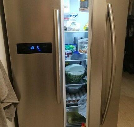Электронный тип управления холодильником