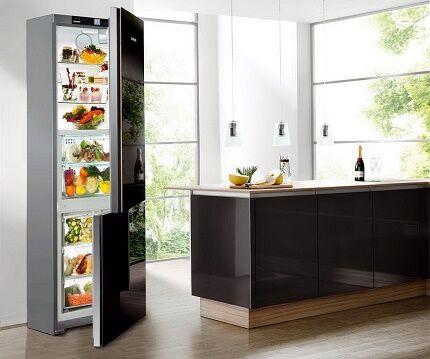 Двухкамерная модель холодильного агрегата