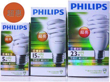 Параметры лампочек PHILIPS
