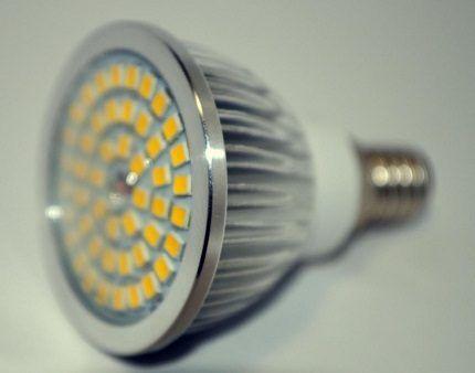 Мерцание лампы