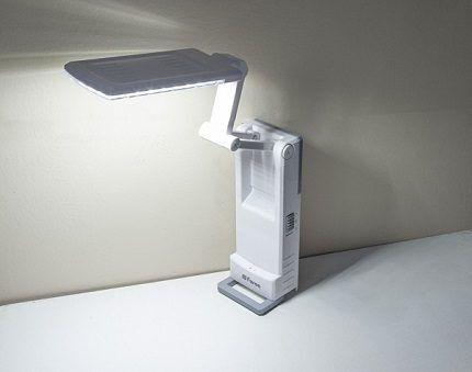Настольный автономный светодиодный светильник от Feron