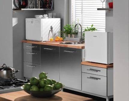 Устройство в интерьере кухни