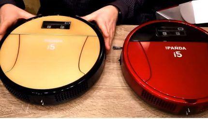 Панда i5 модели Red и Gold