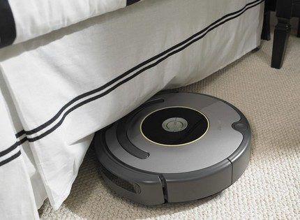Проходимость робота Roomba 616