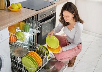 Вместительность посудомоечной машины