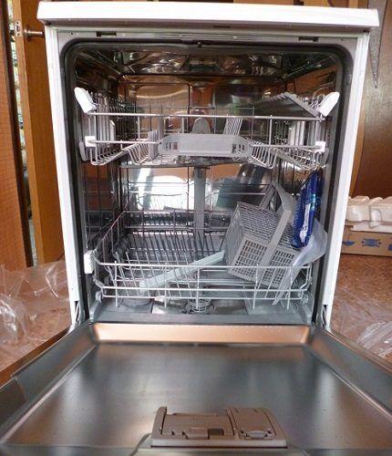 Шум от посудомойки