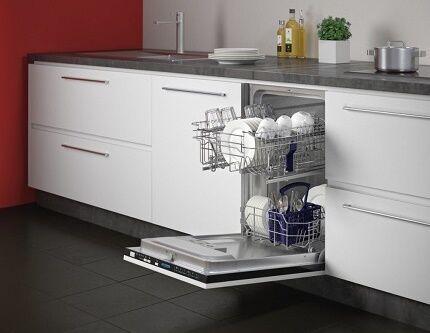 Встраиваемая модель посудомойки