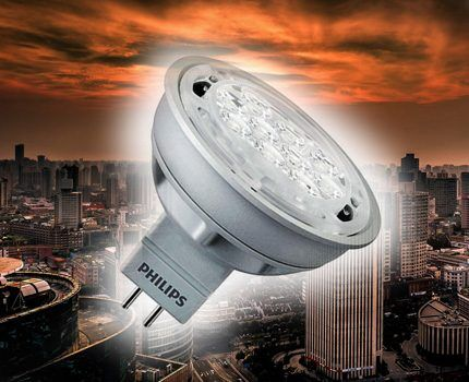 Лампы от Philips из серии Essential
