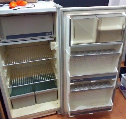 Время появления холодильников марки Свияга