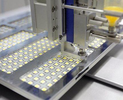Производство LED ламп