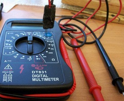 Мультиметр для измерения