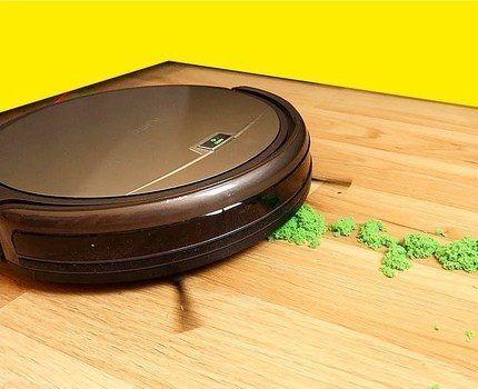 Робот-пылесос для сухой чистки