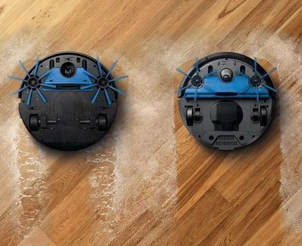 Робот-пылесос FC8822