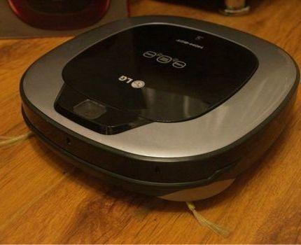 Робот-пылесос LG VR4041LS