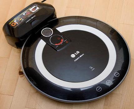 Робот-пылесос LG VR5901LVM