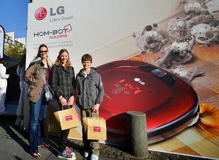 Потребительские преимущества пылесосов марки LG