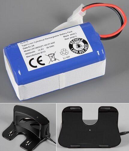 Аккумулятор Polaris PVC 0726W