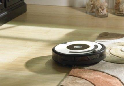 Траектория движения роботов-пылесосов