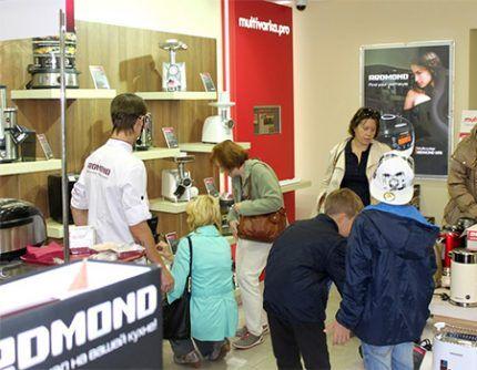 Сервисный центр Redmond