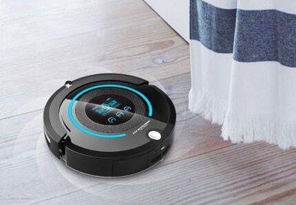 Габариты робота-пылесос