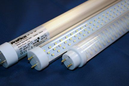 Соответствие светодиодных ламп