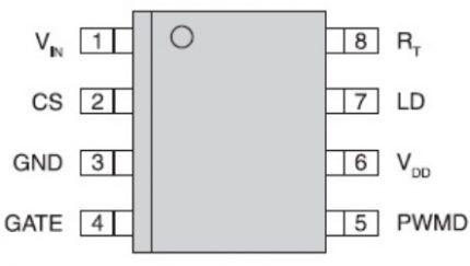 Популярная микросхема CPC9909