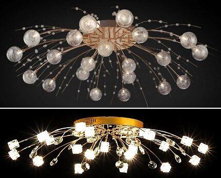 Замена лампочек