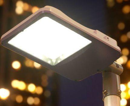 Уличный фонарь JAZZWAY