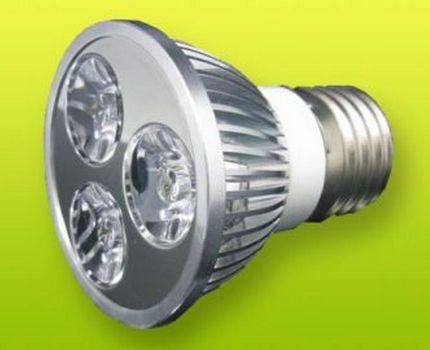 Светодиодная лампа штырькового типа