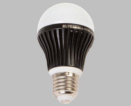 Светодиодная лампа с классическим цоколем