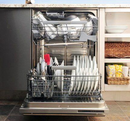 Посудомойка Канди
