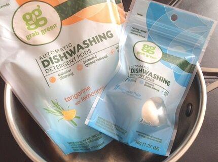 Экологически приоритетное моющее средство для ПММ