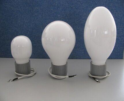 Лампы в форме шара