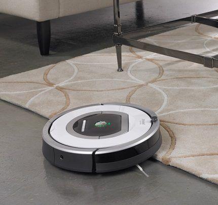 Робопылесос iRobot Roomba 776