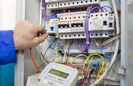 Измерение тока утечки