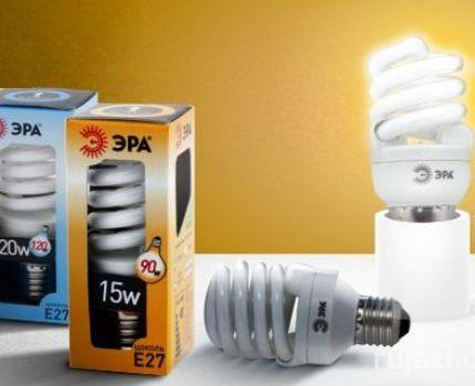 Люминесцентные лампы разных производителей