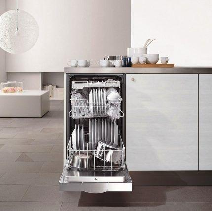 Встраиваемая посудомойка Miele G 4700 SCi