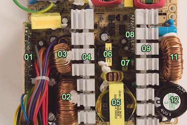 Схема питания люминесцентных ламп фото 689